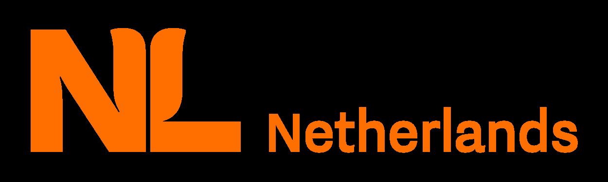 Logo oficial da Holanda